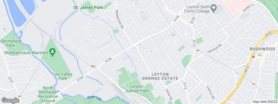 Map for Galliard Homes Ltd
