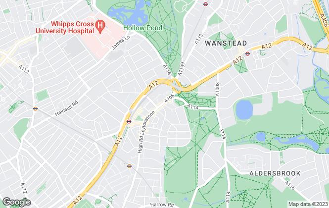 Map for Birchills, London