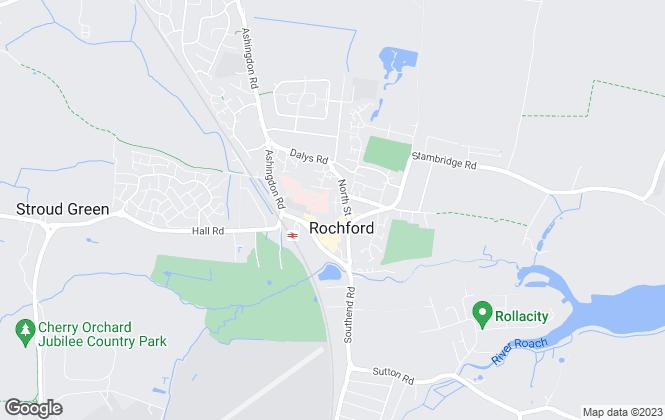 Map for A Casa Estate Agents, Rochford