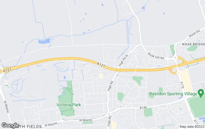 Map for Samson House Ltd, Essex