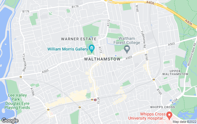Map for Zamcorp Properties, London
