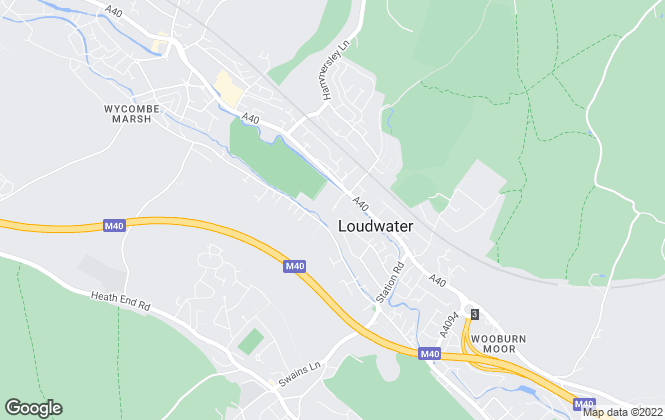 Map for Kingshills Estate Agents, High Wycombe