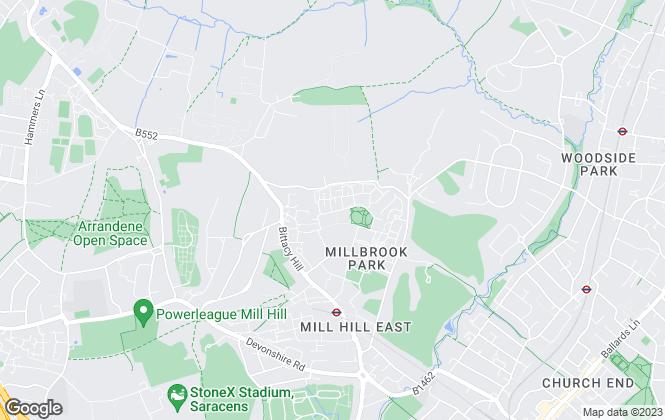 Map for Joseph Homes