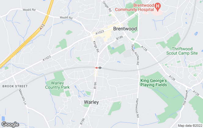 Map for Next Chapter Estate Agents, Essex