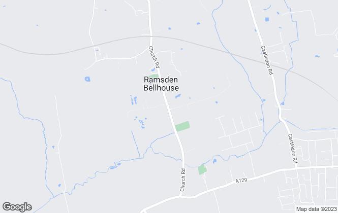 Map for Bellhouse Estates, Ramsden Bellhouse