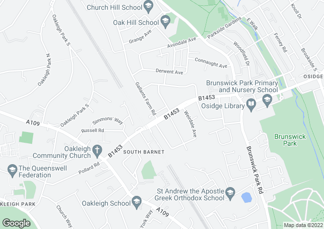 Map for 2361.