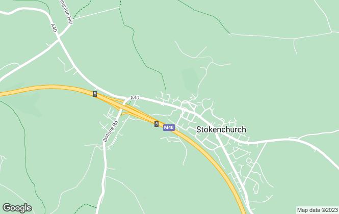 Map for Andrew Milsom , Stokenchurch