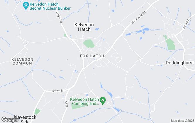 Map for Keith Ashton , Village Office