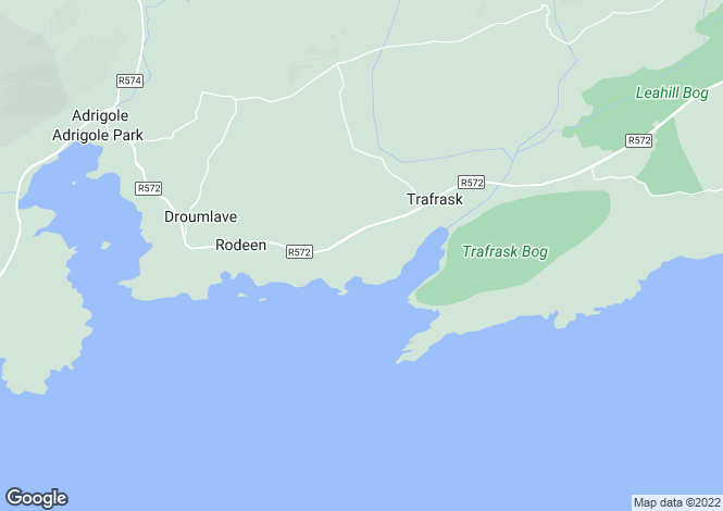 Map for Adrigole, Cork