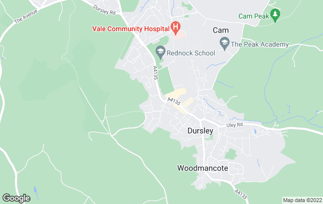 Map for Hunters, Dursley