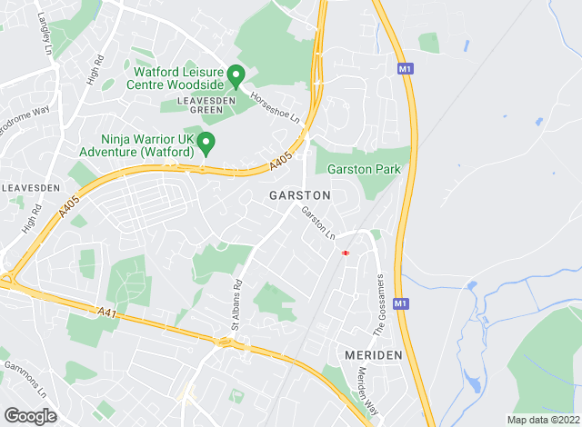 Map for YOUR MOVE, Garston