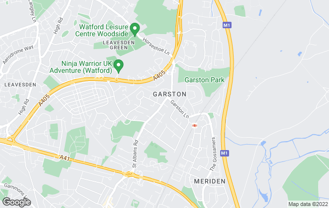Map for Your Move , Garston