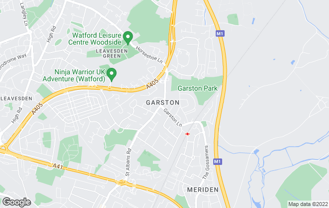 Map for Claytons Estate Agents, Garston