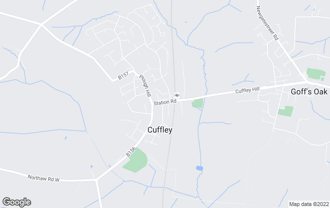 Map for Moloney's Estate Agents , Cuffley