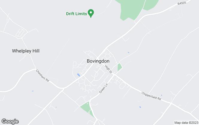 Map for Wilsons Of Bovingdon, Bovingdon