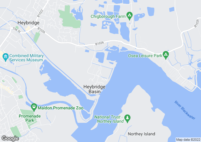 Map for St Georges Close,