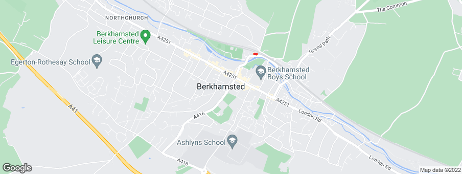 Map for Beechcroft Developments - Retirement Offer