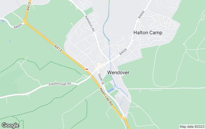 Map for Hamnett Hayward, Buckinghamshire
