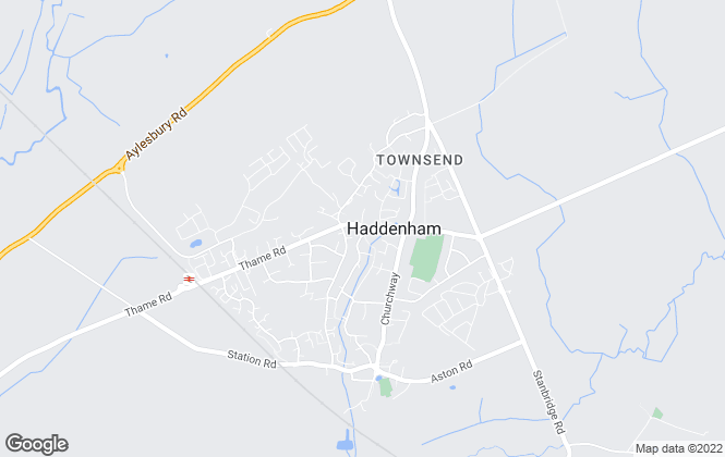 Map for Tim Russ & Company, Haddenham