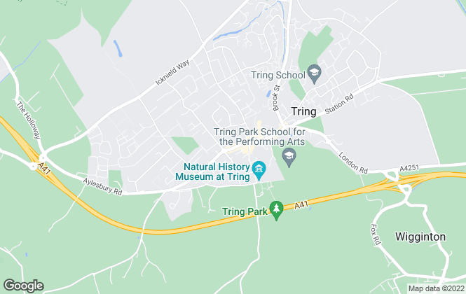 Map for Sterling Estate Agents, Tring