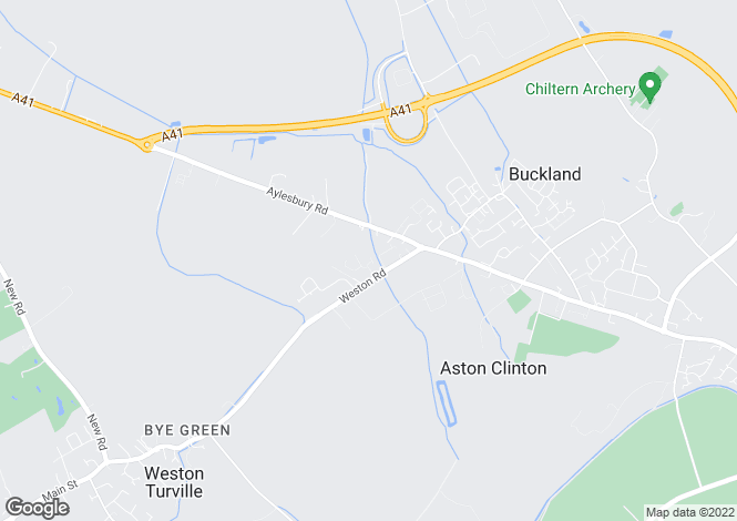 Map for Stratford Close, Aston Clinton, Aylesbury, Buckinghamshire