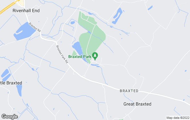 Map for Hardy-King Estate Agents, Great Braxted