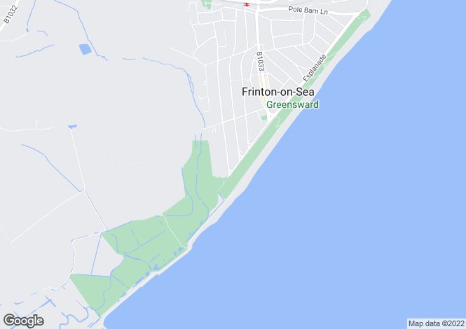 Map for The Esplanade,