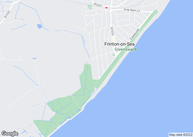 Map for Second Avenue,