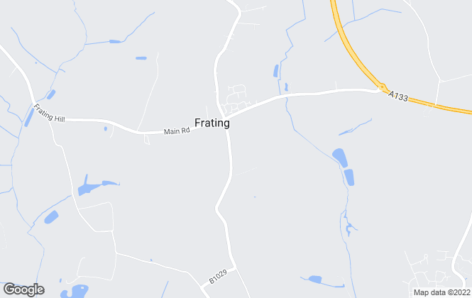 Map for John Roy Properties, Colchester
