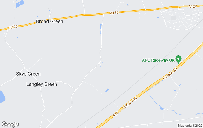 Map for Viventium Ltd, Colchester