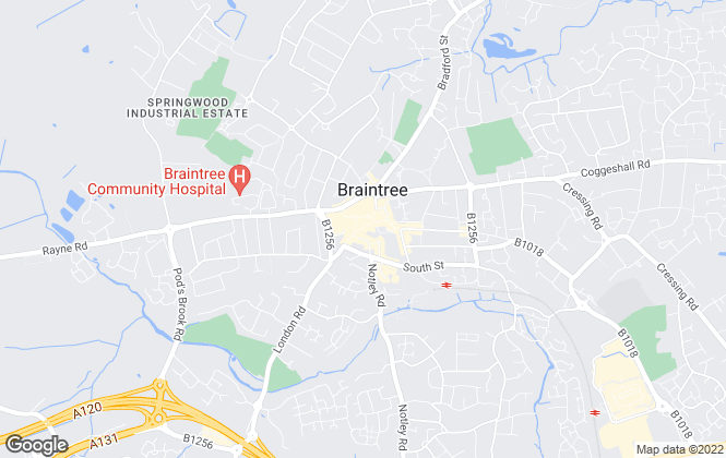 Map for Leaders, Braintree