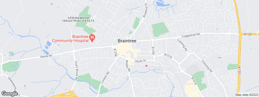 Map for branchProfile