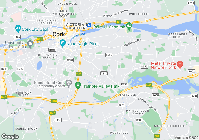 Map for Discovery, Douglas Road, Douglas,   Cork City