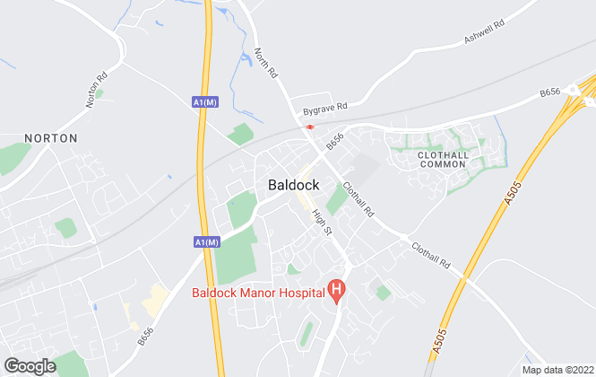 Map for Satchells Estate Agents, Baldock