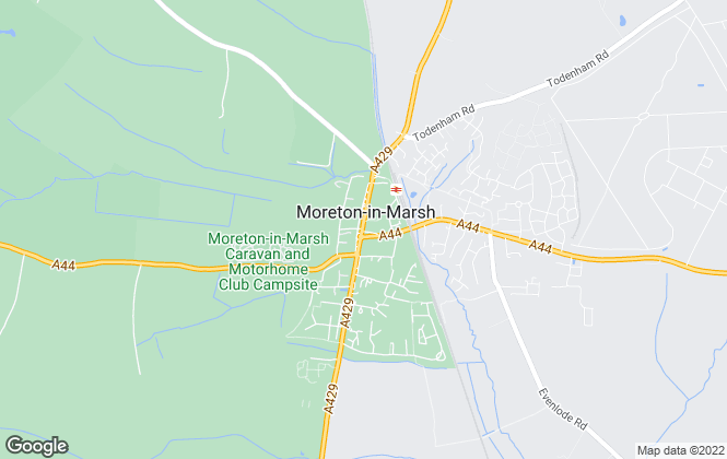 Map for Hayman - Joyce Estate Agents, Moreton-In-Marsh