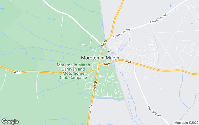Map for Hayman-Joyce Estate Agents, Moreton-In-Marsh