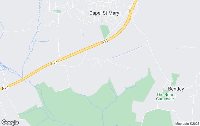 Map for Upstix Ventures LLP, North Essex & South Suffolk