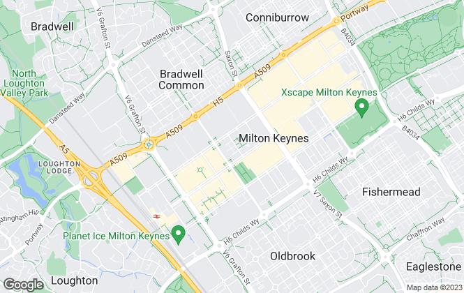 Map for Conveyancy Agents Ltd, Milton Keynes
