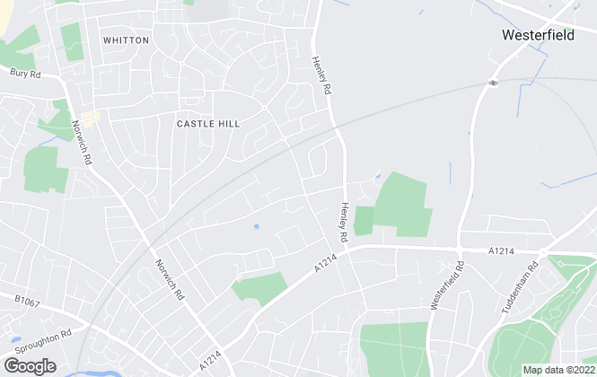 Map for Your Ipswich, Ipswich