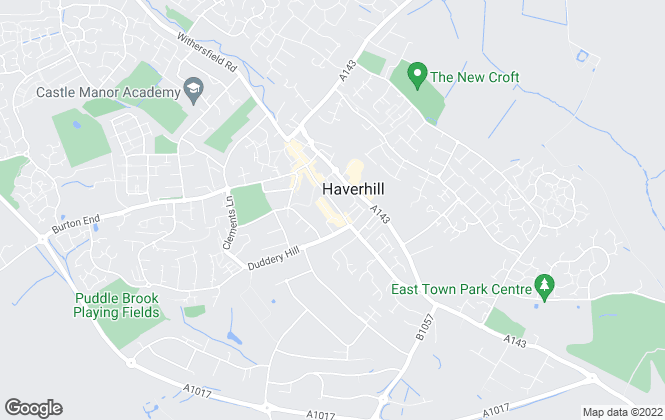 Map for Balmforth , Haverhill