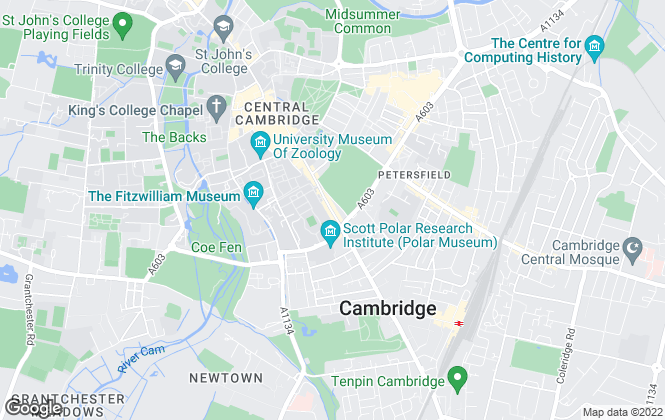Map for Leaders, Cambridge