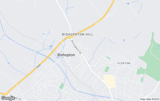 Map for Bellway Homes (South Midlands)