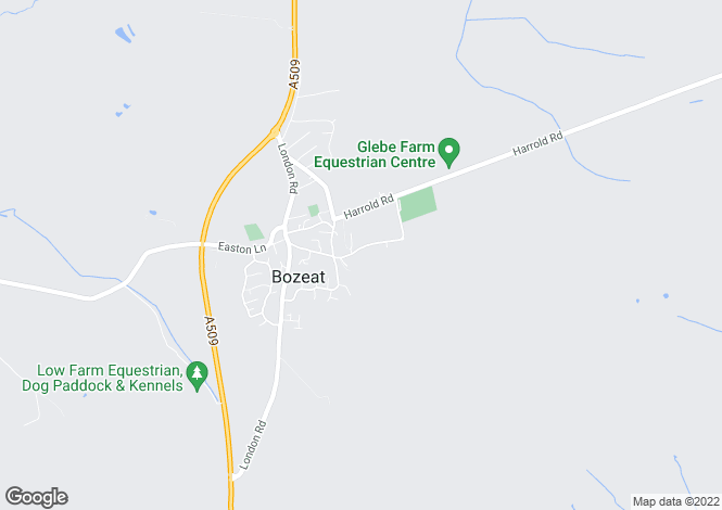Map for Dychurch Lane,