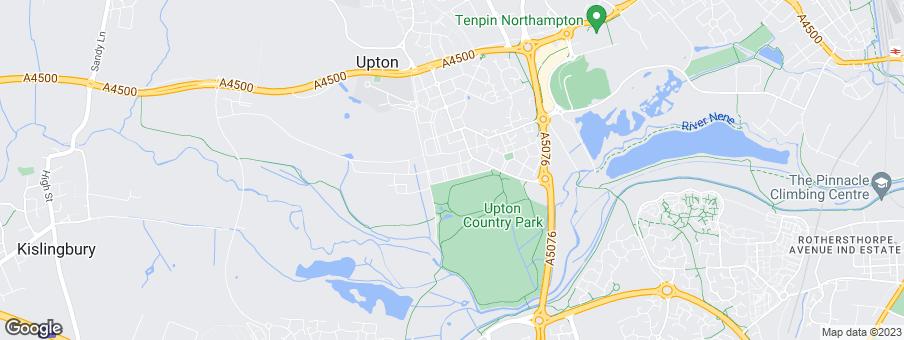 Map for Shelbourne Estates Midlands