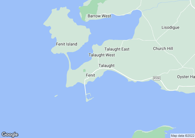Map for 17 Fenit Atlantic Holiday Homes, Fenit, County Kerry. V92 FC81