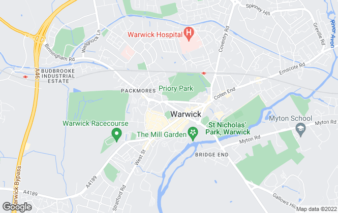 Map for Mr and Mrs Clarke , Nationwide