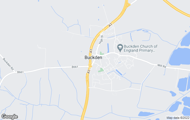 Map for Annafield Estate Agents & Property Management , Buckden