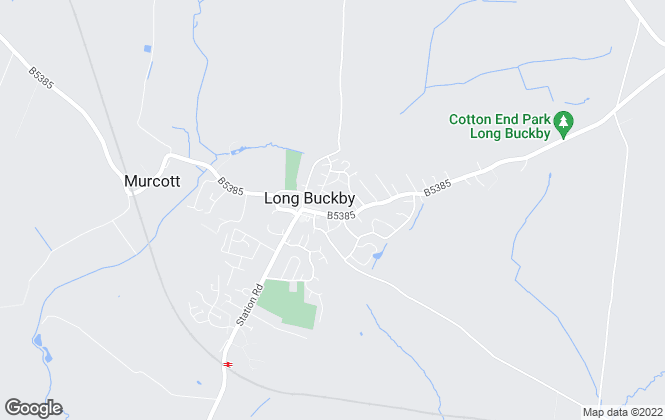 Map for Laurence Tremayne Estate Agents, Long Buckby