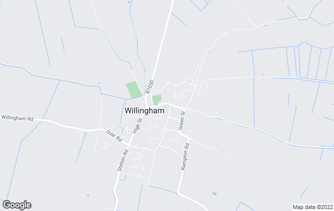 Map for Hockeys, Willingham