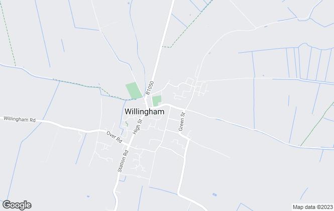 Map for Hockeys, Willingham